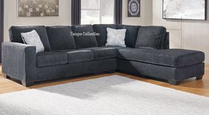 NEW IN THE BOX, IN STOCK. SECTIONAL, SLATE for Sale in Huntington Beach, CA