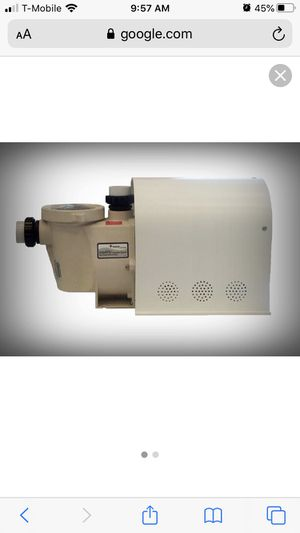 Pentair intelliflo Pump motor cover-Variable Speed pool pump Motor/drive Cover-outdoor Take a look at my other Listings for Sale in North Las Vegas, NV