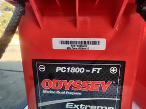 Odyssey PC1800 Batteries for Sale in Bonita, CA