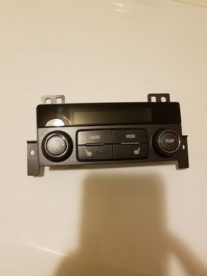 Chevy Tahoe Rear AC control for Sale in Fowler, CA