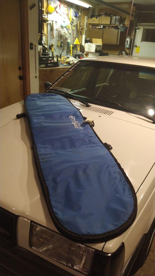 62 inch surfboard or snowboard bag