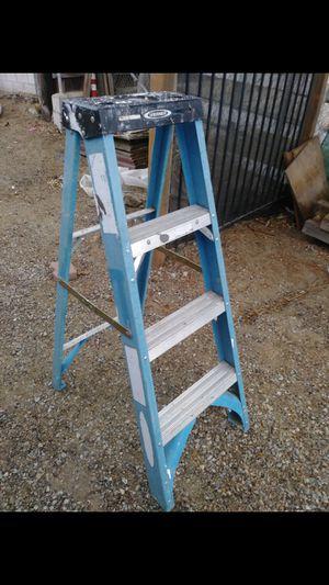 4 FT Werner Ladder for Sale in Jurupa Valley, CA