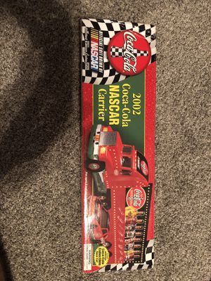 Coca Cola nascar carrier for Sale in IN, US