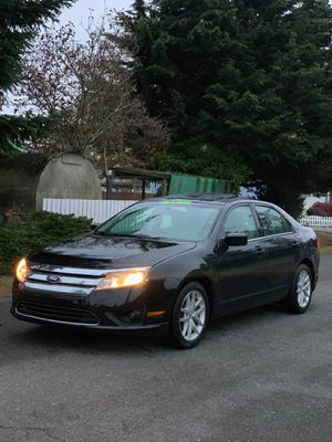 2012 FORD FUSION SEL SEDAN for Sale in University Place, WA