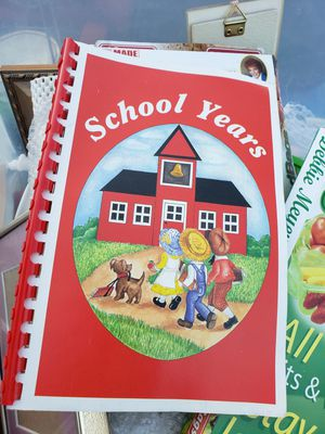 Small book to record the school year for Sale in Los Gatos, CA