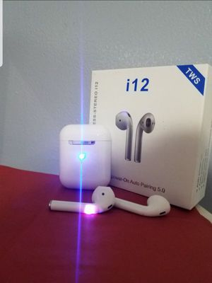Auriculares. Inahalambricos. Bluetooh. X apple android for Sale in Miami, FL