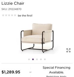 Isabell Accent chair for Sale in Vancouver,  WA
