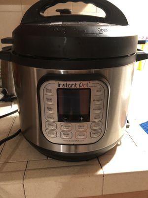 Instant Pot for Sale in Gardena, CA