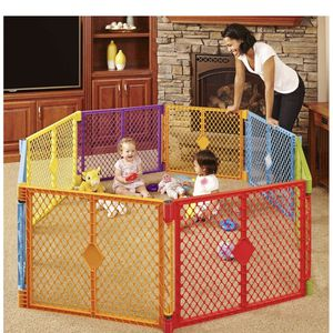 Toddleroo Eight Panel Play Yard for Sale in Belmont, CA