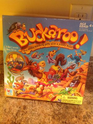 Super Fun Buckaroo Game. All pieces included...like New! for Sale in Garner, NC