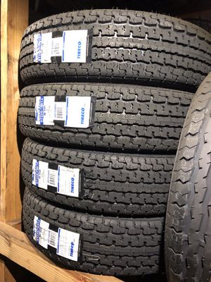 🔥 4 New ST 205/75/14 Freestar Trailer tires 🔥 FREE mount and balance 🔥 for Sale in Portland, OR