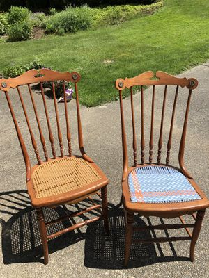 Antique chairs(1800 s ?) for Sale in Sumner, WA