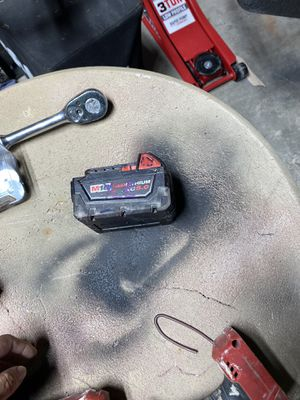 Milwaukee 5.0 battery for Sale in Mesquite, TX