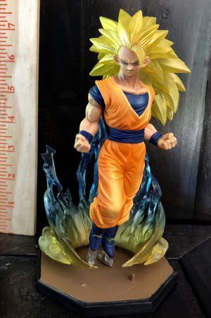 Dragon ball Z action figures collection collectibles toys NEW W/Box for Sale in Arlington, TX