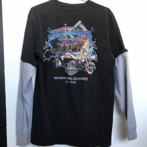 Harley Davidson long sleeve shirt Baldwin Park Rare for Sale in Santa Ana, CA