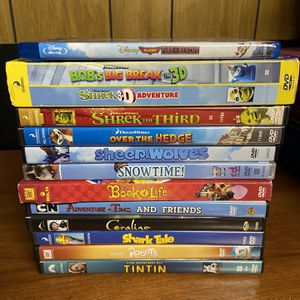 Rated G DVD's for Sale in Greencastle, PA