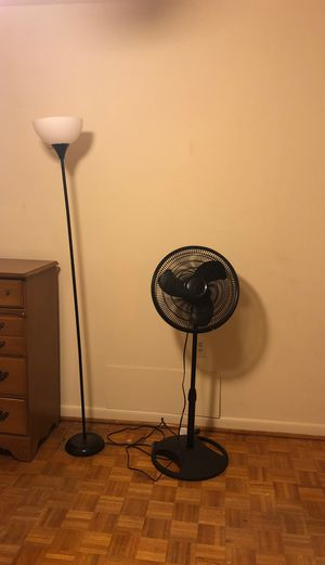 Fan Lamp for Sale in Hampton, VA