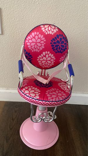 American girl doll chair for Sale in Sacramento, CA