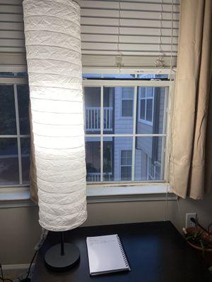 Ikea floor lamp for Sale in Alpharetta, GA