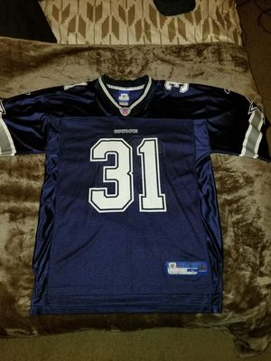 Roy Williams #31 Cowboys Jersey 'size L' for Sale in Buckeye, AZ