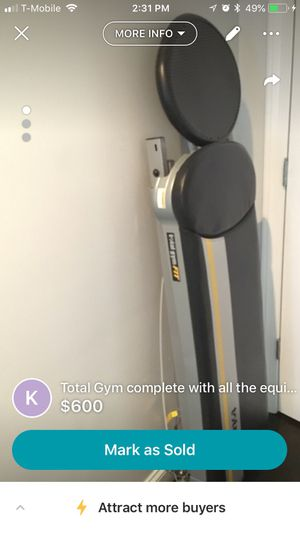 Total Gym Equipment for Sale in McDonough, GA