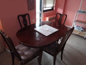 Full size bed with mattress, dresser, sofa, love seat, futton,and dining table with four chairs. ALL FREE for Sale in The Bronx, NY