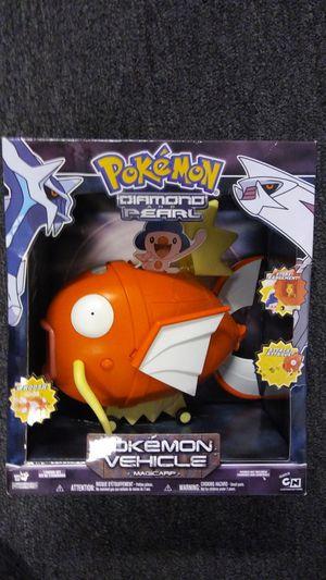 Pokemon Vehicle Diamond & Pearl Magicarp for Sale in Dundee, FL