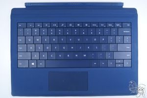 Authentic Microsoft - Surface Type Cover for Surface Pro 3 (Cyan)⭐ for Sale in Rancho Cucamonga, CA