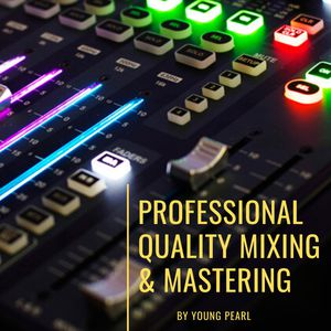 Mixing & Mastering for Sale in Detroit, MI