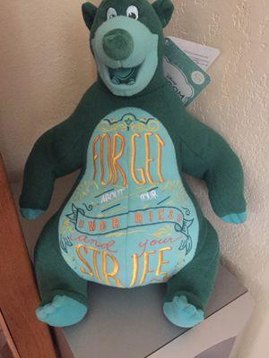 Disney Wisdom Baloo Bear for Sale in South San Francisco, CA