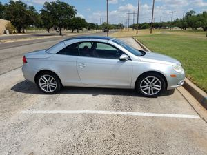 2009 Volkswagen Eos Lux for Sale in GOODFELOW Air Force Base, TX