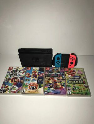 Nintendo switch for Sale in Belews Creek, NC