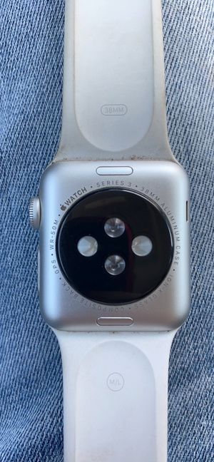 Apple Watch series 3 38 mm for Sale in Abilene, TX