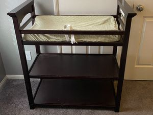 Changing table with mattress for Sale in Ontario, CA