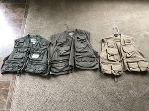 Fly fishing vests for Sale in Bonney Lake, WA