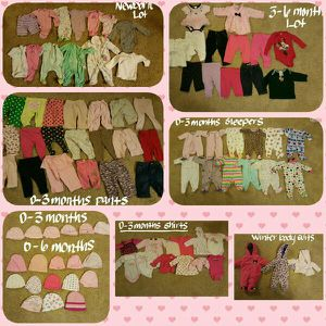 Baby girl clothes for Sale in Greensboro, NC