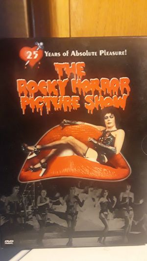 DVD THE ROCKY HORROR PICTURE SHOW for Sale in Garden Grove, CA