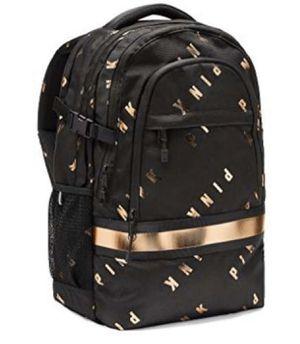Victoria's Secret Pink collegiate backpack new for Sale in Baldwin Park, CA