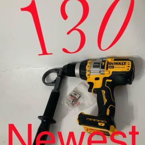 Dewalt 20 Volts Flexvolt Advantage Hammer Drill for Sale in Los Angeles, CA