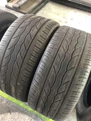 3053524 Lionsport All Season tire's for sale for Sale in Pasadena, TX