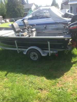 16' Alumaweld Sled and Trailer for Sale in Milwaukie, OR