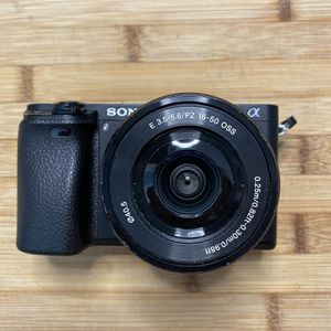 Sony Black Alpha a6300 Mirrorless Digital Camera for Sale in Southbury, CT