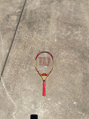 Wilson Federer 23 Youth Tennis Racket! for Sale in Fort Worth, TX