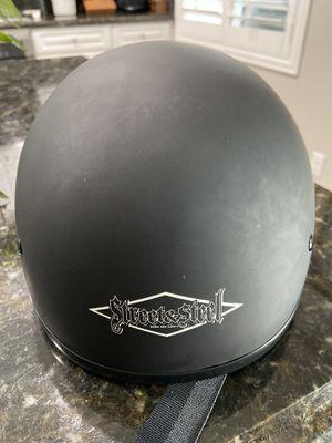 Motorcycle Bucket Helmet! for Sale in Eastvale, CA