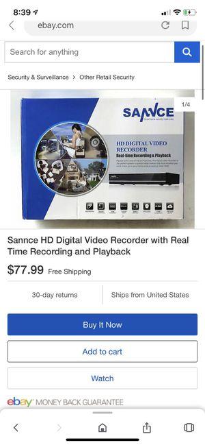 Digital video recorder (surveillance camera) for Sale in Miami, FL