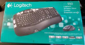 Logitech wireless keyboard for Sale in South Pasadena, CA