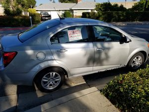 2013 Chevy Sonic for Sale in Colton, CA