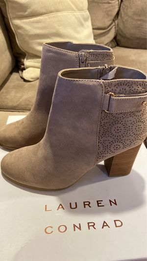 Lauren Conrad Memory Foam Sock Boots for Sale in Anaheim, CA