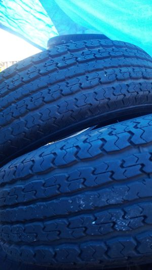 used trailer tires 205 75 14 $35 each for Sale in San Jose, CA