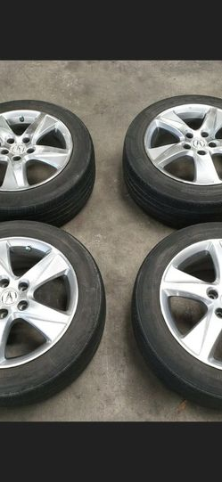 Stock 2012 Acura TSX Wheels for Sale in Chicago,  IL